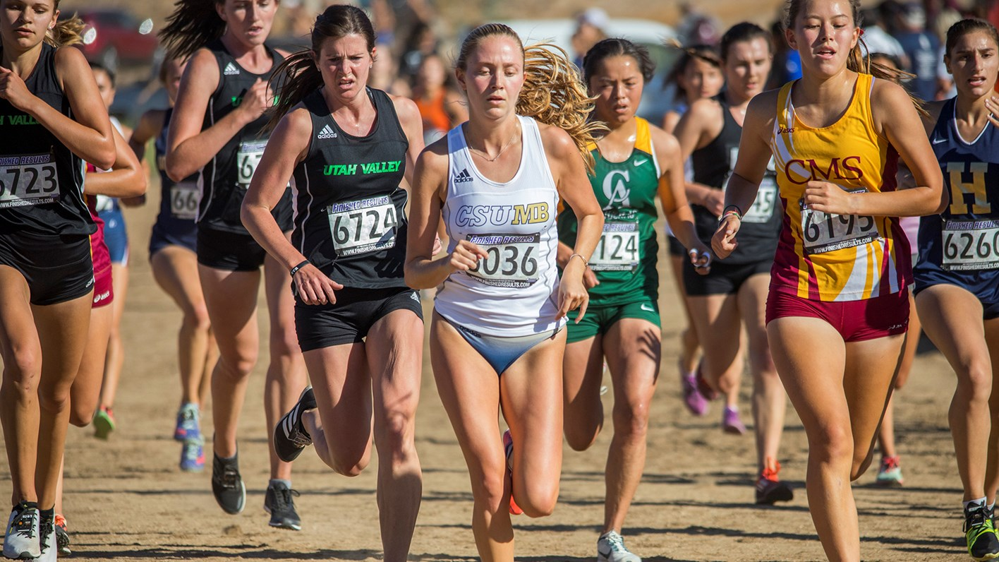 Otters Face Stiff Competition At Stanford Invitational Csu