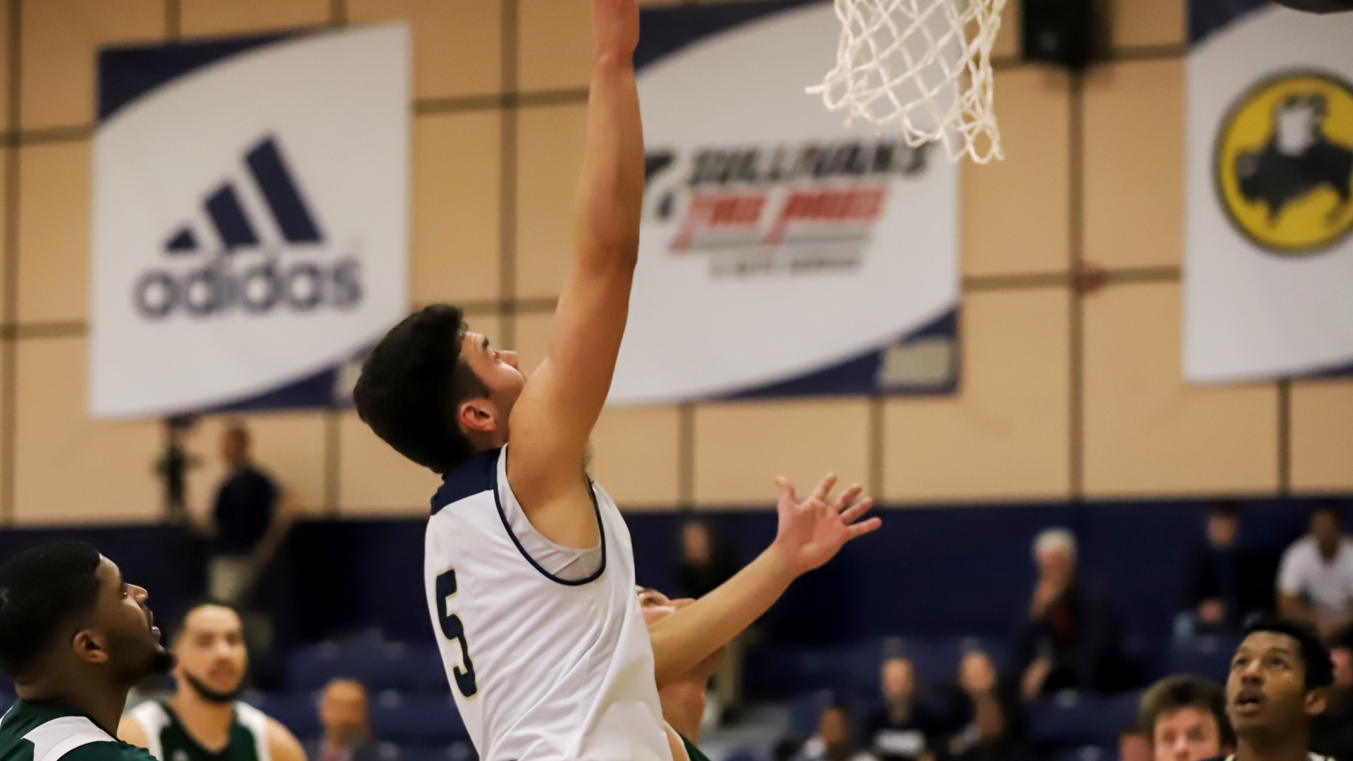 Otters Come Up Clutch Late To Defeat Humboldt State Csu